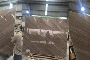 New Brown Wooden Marble / Kylin Wooden Marble